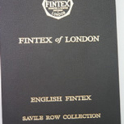 FINTEXofLONDON SAVILE ROW COLLECOTION